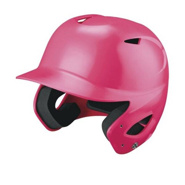 Wilson SuperFit Pink Helmet