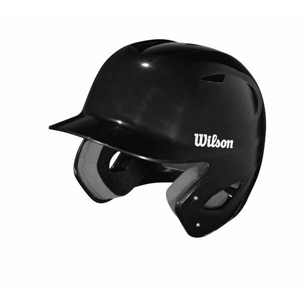 Wilson SuperTee Black Tee Ball Helmet
