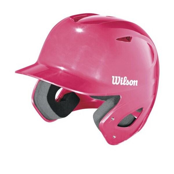 Wilson SuperTee Pink Tee Ball Helmet