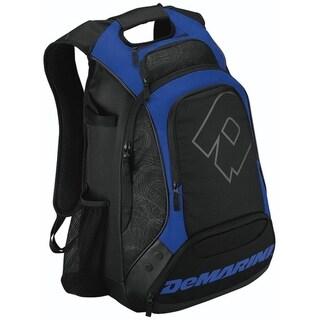 DeMarini Carrying Case (Backpack) for Helmet, Glove, Gear - Royal