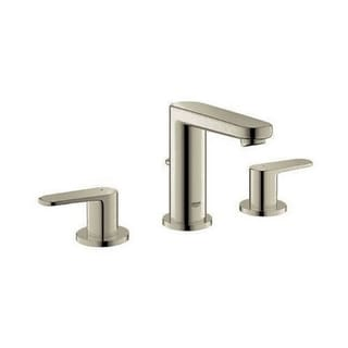 Grohe Infiniti Brushed Nickel Europlus 2-handle / 3-hole Bathroom Faucet
