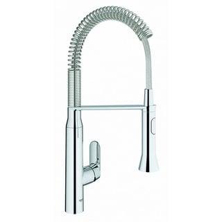 Grohe K7 Single-Handle Sprayer Kitchen Faucet