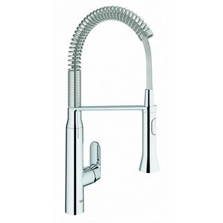 Grohe Starlight Chrome K7 K7 OHM Sink profi-spray Medium Kitchen Faucet