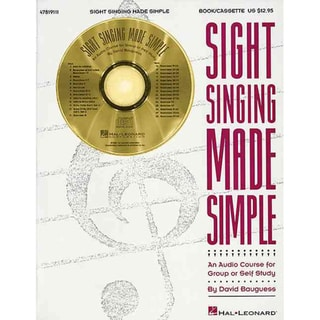 Sight Singing Made Simple