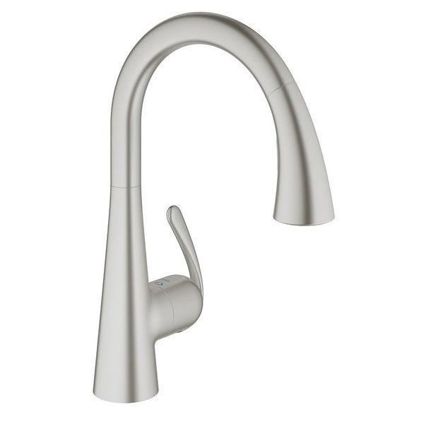 grohe supersteel ludylux 3 cafe ladylux ohm sink pull out. Black Bedroom Furniture Sets. Home Design Ideas