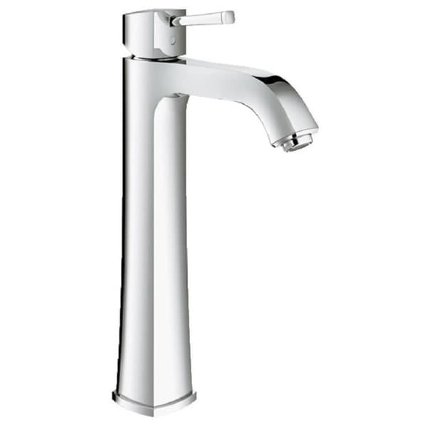 Grohe Starlight Chrome Grandera OHM Vessel Smooth Body Bathroom Faucet