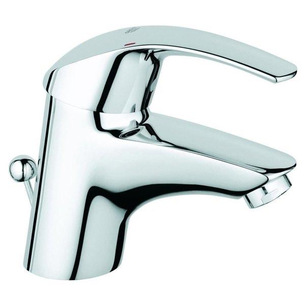 Grohe Starlight Chrome Eurosmart OHM Bathroom Faucet