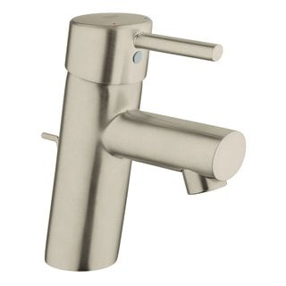 Grohe Infiniti Brushed Nickel Concetto OHM Bathroom Faucet