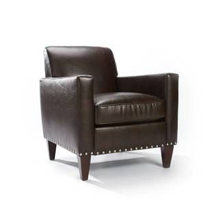 Leah Cocoa Living Room Chair