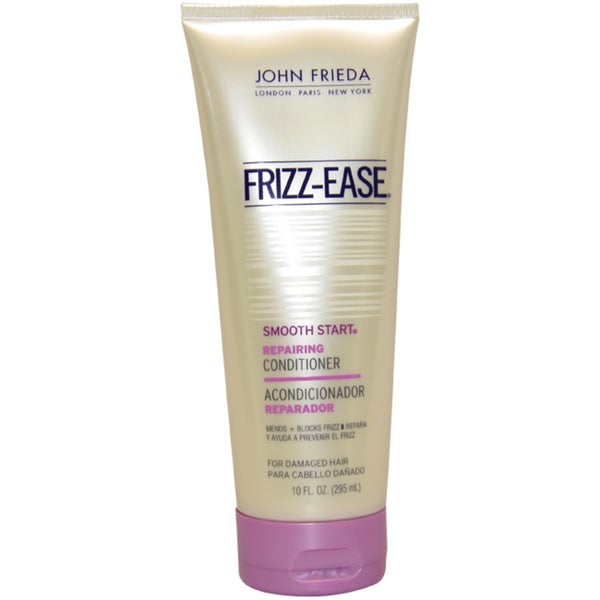 John Frieda Frizz Ease Smooth Start Repairing for Damaged Hair 10-ounce Conditioner
