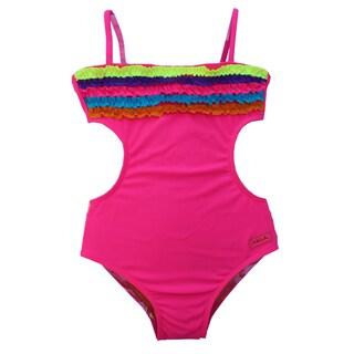 Azul Swimwear Girls 'Chasing Rainbows' Monokini