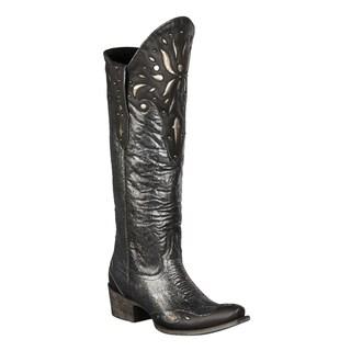 Lane Boots Women's 'Sunburst' Knee-high Cowboy Boots