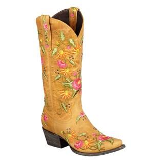 Lane Boots Women's 'Summer Bounty' Mid-calf Cowboy Boots