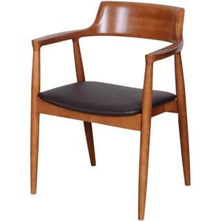 Aurelle Home Mid Century Modern Arm Chair