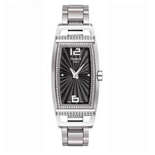 Tissot Women's My-T Quartz Diamond Watch