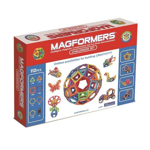 Magformers Challenger Set 14063783