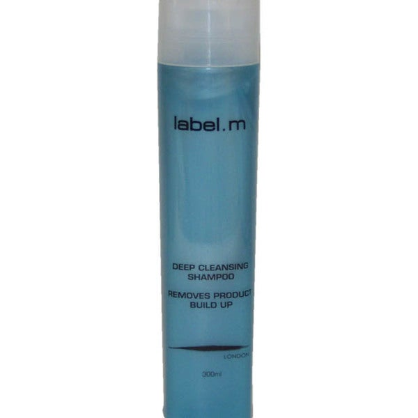 Toni & Guy Label.m Deep Cleansing 10.1-ounce Shampoo