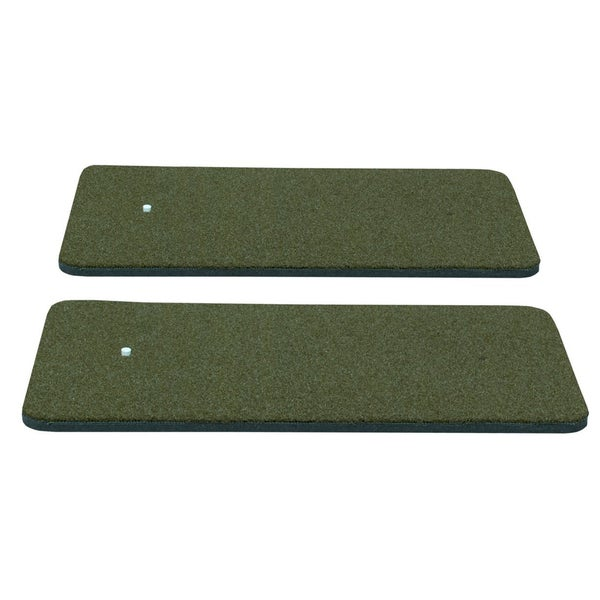 Izzo Golf Split Driving Range Mat