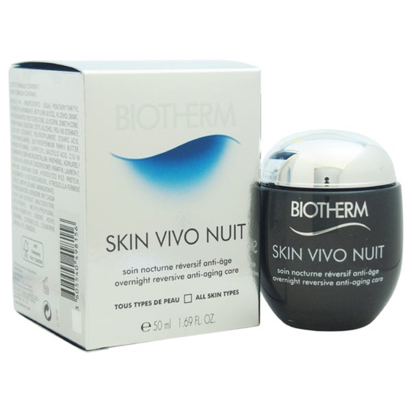 Biotherm Skin Vivo Overnight Reversive 1.69-ounce Anti-Aging Care