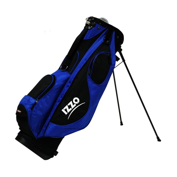 Golf Neo Stand Bag Blue