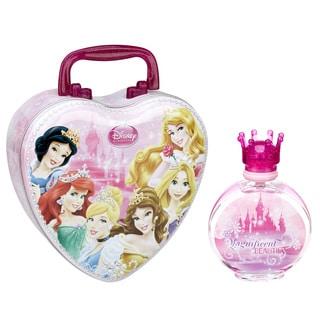 Disney Princess 3.4-ounce Eau de Toilette Spray with Metal Lunchbox