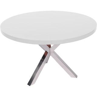 Sara White Dining Table