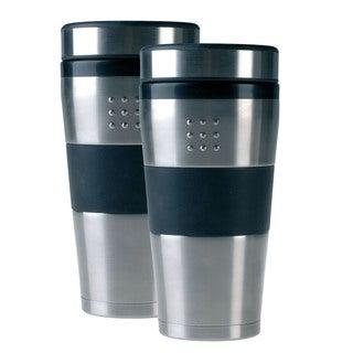 Orion 16-ounce Travel Mug (Set of 2)