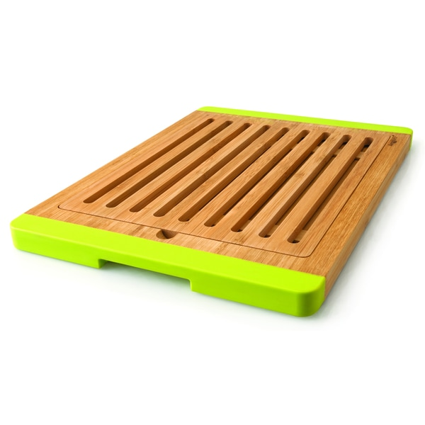 Open Groove Bamboo Bread Board