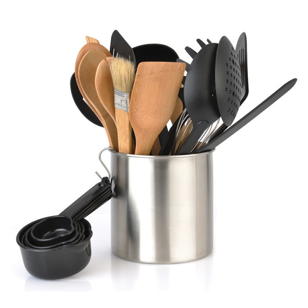 Studio 23-piece Kitchen Tool Tub Set