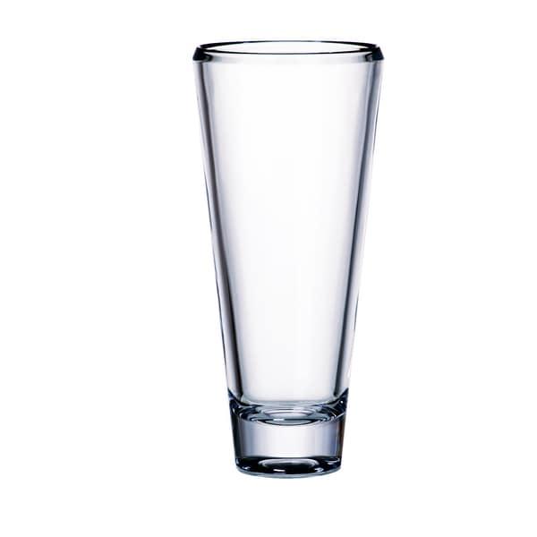 13.9-inch Aria Crystal Vase