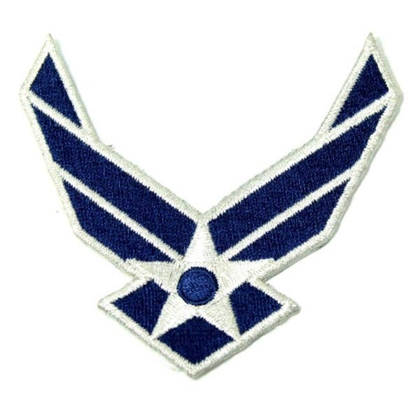 US Air Force Small Embroidered Military Patch