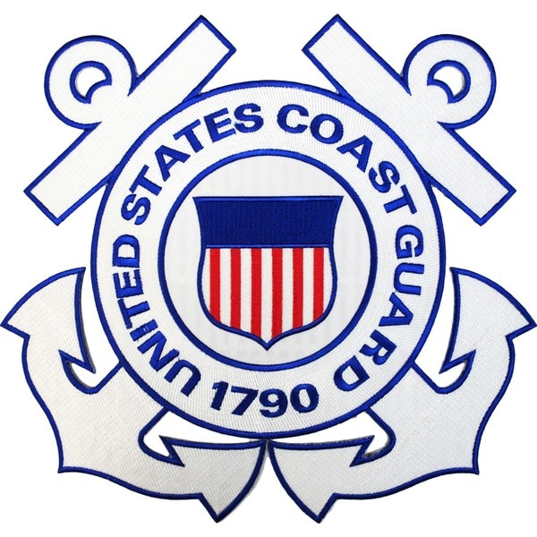 United States Coast Guard Large Patch 14065067