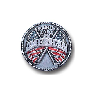 Proud To Be An American' Pin