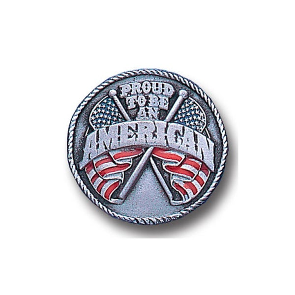 Proud To Be An American Pin