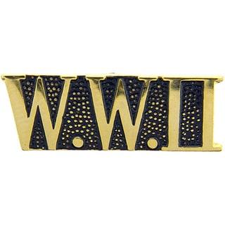 World War II Antique Finish Pin