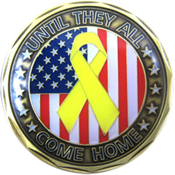 US Until They All Come Home Coin