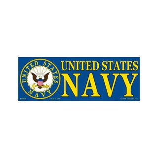 US Navy Bumper Sticker