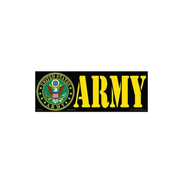 Army Logo Bumper Sticker