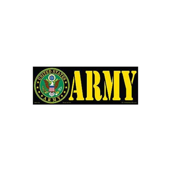 Army Logo Bumper Sticker
