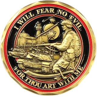 Fear No Evil Coin
