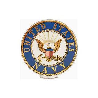 United States Navy Logo Magnet