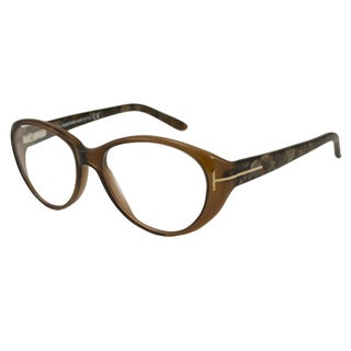 Tom Ford Women's TF5245 Oval Optical Frames