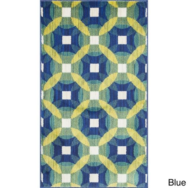 Tinsley Kaleidoscope Rug (1'7 X 2'6)