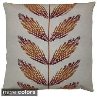 Sago Feather Filled Throw Pillow
