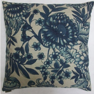Morrocco Transitional Feather Filled Throw Pillow