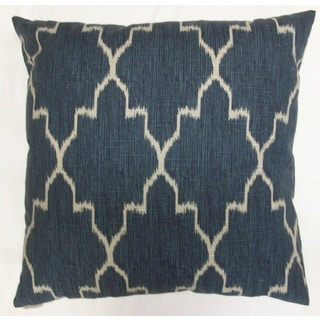 Monaco Transitional Feather Filled Throw Pillow