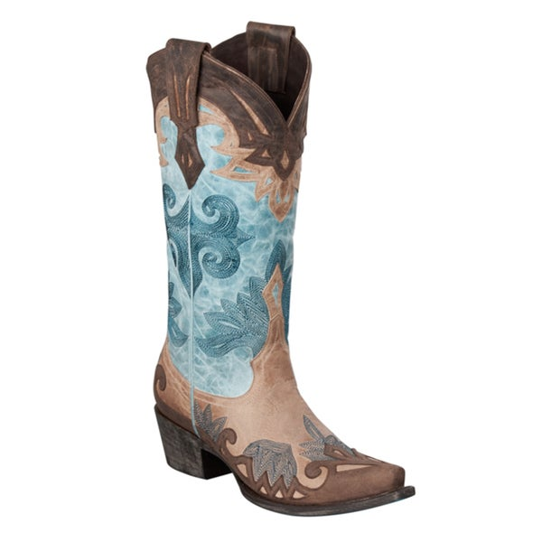 """Maggie"" Women's Cowboy Boot"