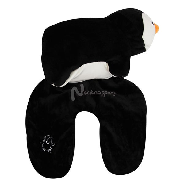 Penguin Necknapperz Plush and Pillow
