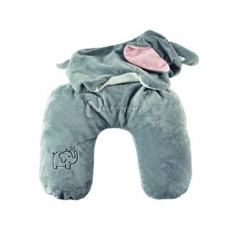 Elephant Necknapperz Plush and Pillow