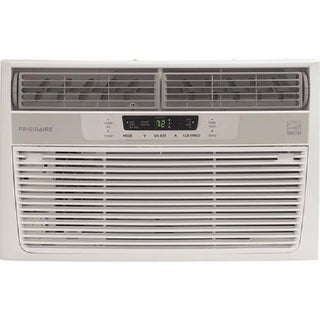 Frigidaire 8,000 BTU White Window Air Conditioner and 1.7-pint Dehumidifier (Refurbished)